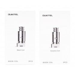 Oukitel Bison 3pk Replacement Coils
