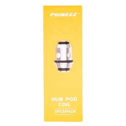 Phiness Hub 5pk Coils