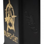 Collab Dual 21700 Mech Mod ANARCHIST EDITION by TVL and Plan B Supply Co.