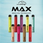 Revamped Hyppe Max Mesh Disposable 5%
