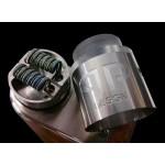 QP Design KALI V2 Brass Copper RDA + RSA