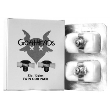 Goatheads Twin Coil pack by Recoil RDA