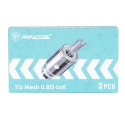 Rincoe Tix Replacement Coils 3PK