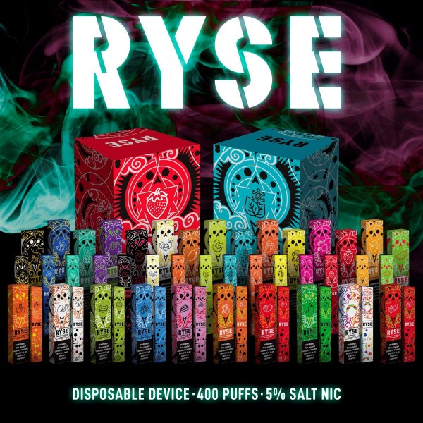 Ryse Disposable 5%