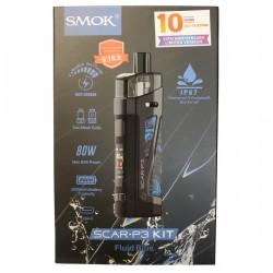 SmokTech SCAR-P3 Kit - 10th Anniversary Edition (Pre-Priced Packaging / MSRP $19.90)