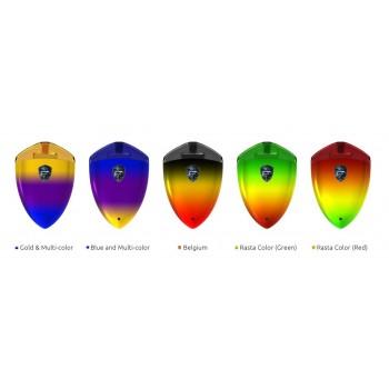 SmokTech ROLO Badge Rasta & Multi-Color Version