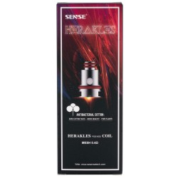 Sense Herakles Pod Mod 0.4Ω Mesh 5pk Coils