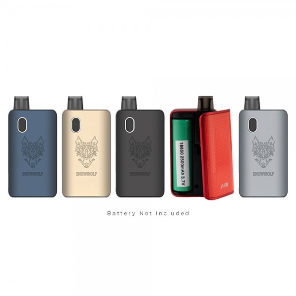 SnowWolf AFeng Pod Kit (Replaceable 18650 Battery)