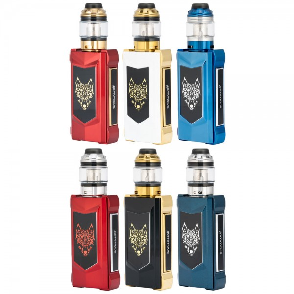 Sigelei SnowWolf Mfeng UX Kit (Tank and Mod Sold Together, Packaged Separately)