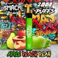 Apple Peach Pear