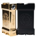 Collab Dual 21700 Mech Mod by TVL and Plan B Supply Co.