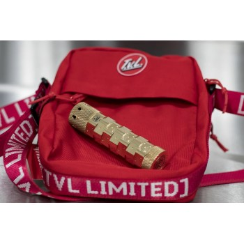 TVL Limited Red Bag Hi Five Brass High Roller