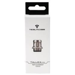 Tesla Tallica Mini TS-XX 4pk Replacement Coils