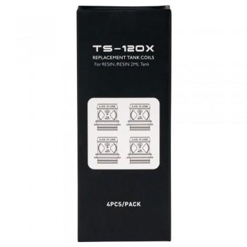 Tesla TS-120X 4pk Coils