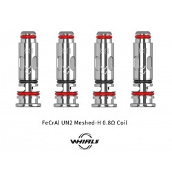 Uwell WHIRL S Coils 4pk (UN2 Meshed-H 0.8Ω)