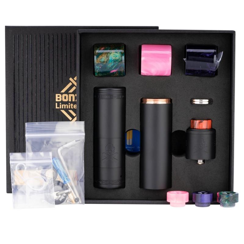 Vandy Vape Limited Edition BONZA Mech Kit, mechanical mod