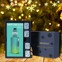 Vaporesso GEN S Kit & Coils Winter Gift Box Set