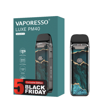Exclusive Edition 5 Black Friday - Vaporesso LUXE PM40 Kit