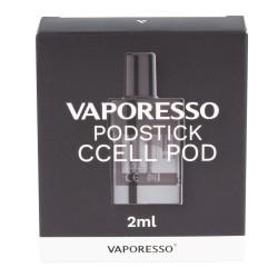 Vaporesso PodStick Replacement Pod 2PK