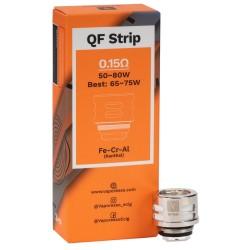 Vaporesso QF Strip 3pk Coils