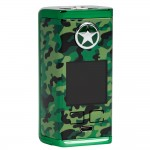 Capt'n 220W TC Box Mod by VAPTIO