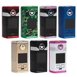 Capt'n 220W TC Box Mod by VAPTIO