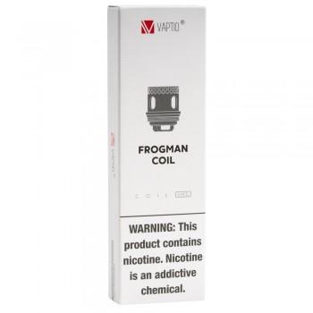 Frogman 5pk Coils by VAPTIO