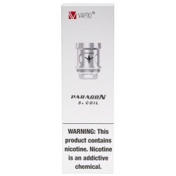 Paragon 5pk Coils by VAPTIO