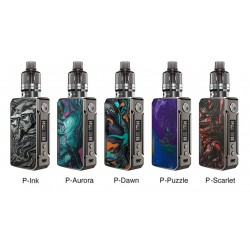 VooPoo DRAG 2 Refresh Edition Kit - Platinum Frame
