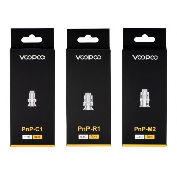 Voopoo Baby Trio PnP Coils (5 Pack)