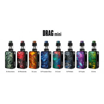 VooPoo DRAG Mini Kit w/ UFORCE T2 Tank