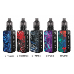 VooPoo DRAG Mini Refresh Edition Kit - Black Frame