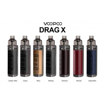 VooPoo DRAG X Mod Pod