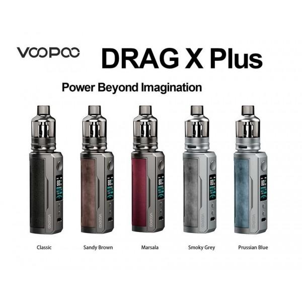 VooPoo DRAG X Plus Kit