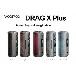 VooPoo DRAG X Plus Mod