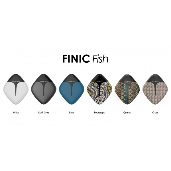 VooPoo Finic Fish Pod Kit