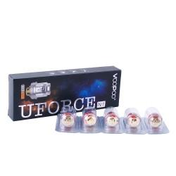 VooPoo UFORCE N Series 5pk Coils