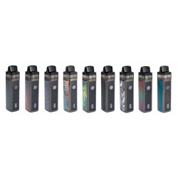 VooPoo Vinci Limited Edition Mod Pod Kit (w/ Screen) (5 Coils Included)