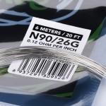 Wotofo Ni80 & Ni90 Competition Wire 20ft
