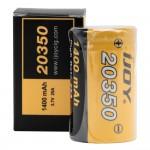 iJoy 20350 3.7V 1400mAh 25A Battery (Single)