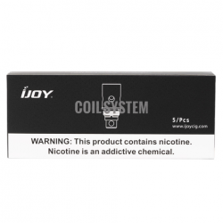 iJoy AI EVO Replacement Coil 5 PK