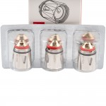 iJoy X3 & DM & KM Series 3pk Replacement Coils