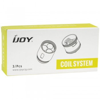 iJoy Elite 3pk Coils