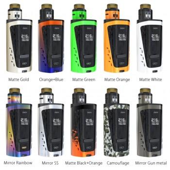 iJoy Capo 216 SRDA Squonk Kit includes 2 - 20700 Batteries