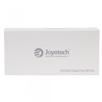 JoyEtech Exceed Edge 5pk Pods (For Pod Edition Kit)