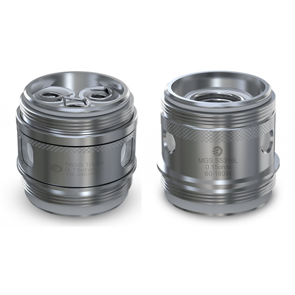 JoyEtech MGS 5 Pack Coils for Ornate Tank