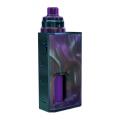 Blue/Purple Swirled Resin